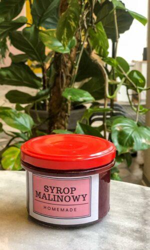 Syrop malinowy<br> Black Woolf
