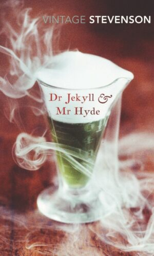 DR JEKYLL AND MR HYDE<br> Robert Louis Stevenson