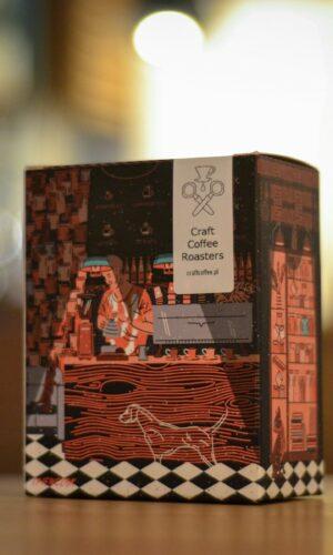 Kolumbia Nariño, Santa Marta <br> Craft Coffee Roasters kawa ziarnista 250g