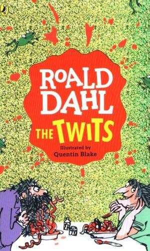 THE TWIST<br> Roald Dahl, Quentin Blake