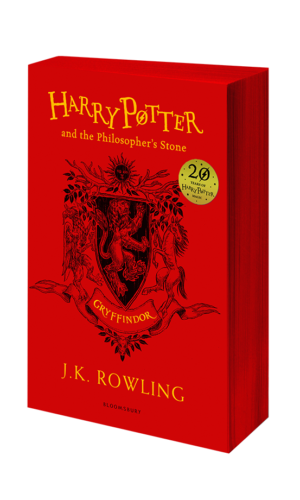 Harry Potter and the Philosopher`s Stone. Gryffindor Edition<br>J.K. Rowling