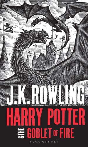 Harry Potter and the Goblet of Fire<br>J.K. Rowling
