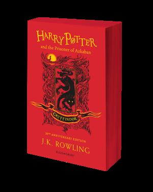 Harry Potter and the Prisoner of Azkaban<br>J.K. Rowling