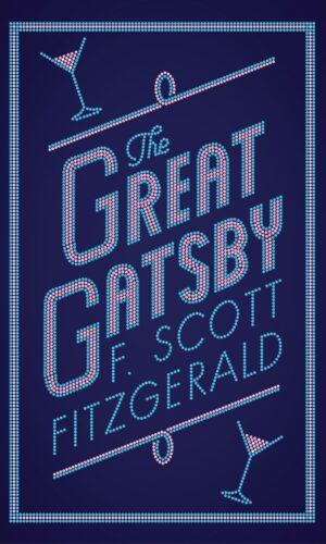 THE GREAT GATSBY <br>  F. Scott Fitzgerald