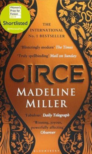 CIRCE <br> Madeline Miller