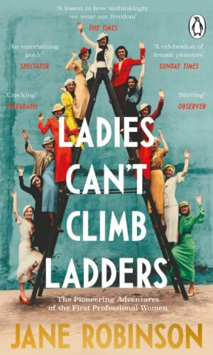 Ladies Can't Climb Ladders <br> Jane Robinson