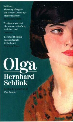 OLGA <br> Bernhard Schlink