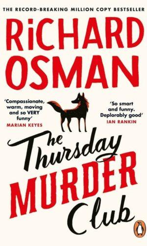 THE THURSDAY MURDER CLUB <br> Richard Osman