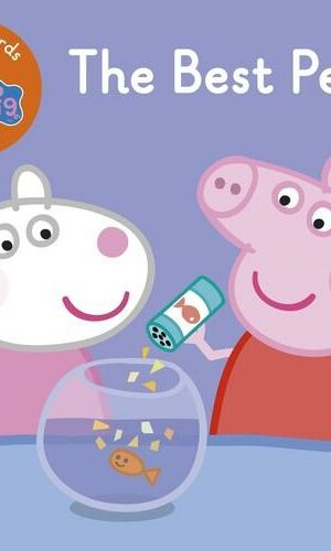 First Words with Peppa Level 2– The Best Pet