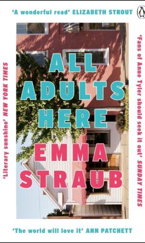 ALL ADULTS HERE<br> Emma Straub