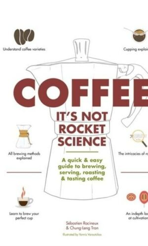 COFFEE IT'S NOT ROCKET SCIENCE <br> Sebastien Racineux & Chung-Leng Tran