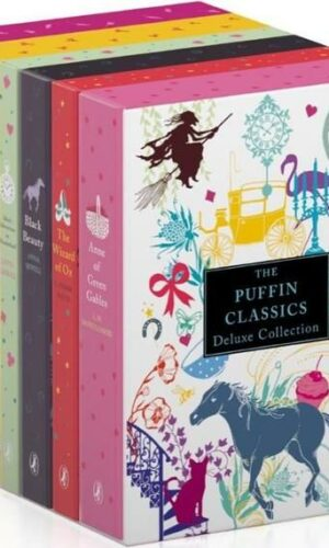 THE PUFFIN CLASSICS DELUXE COLLECTION