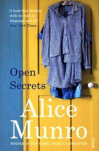 OPEN SECRETS <br>  Alice Munro