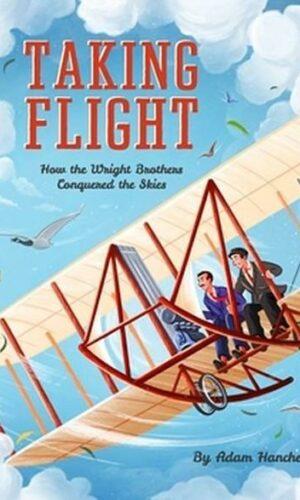 TAKING FLIGHT  <br>  Adam Hancher