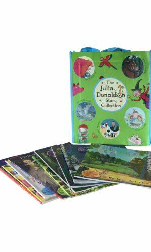 JULIA DONALDSON 10 BOOK COLLECTION