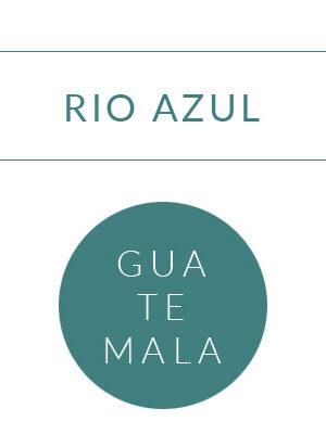 GUATEMALA RIO AZUL Coffee Grange <br> ziarno 250g