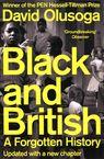 BLACK AND BRITISH <br> David Olusoga